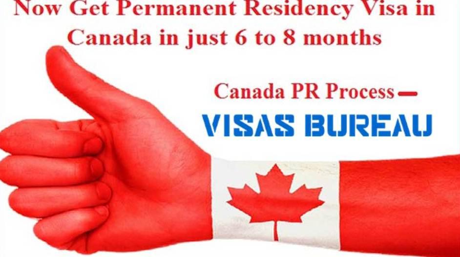 Canada Permanent Resident Visa