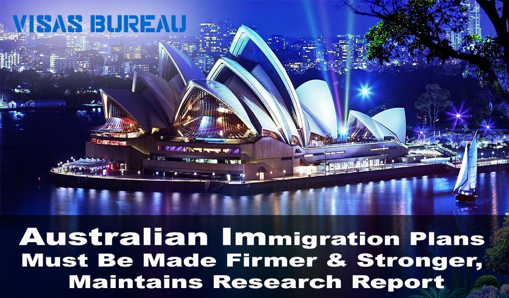Australian Immigration Plan