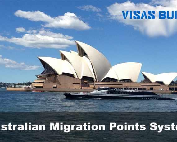 Australian Migration Points System
