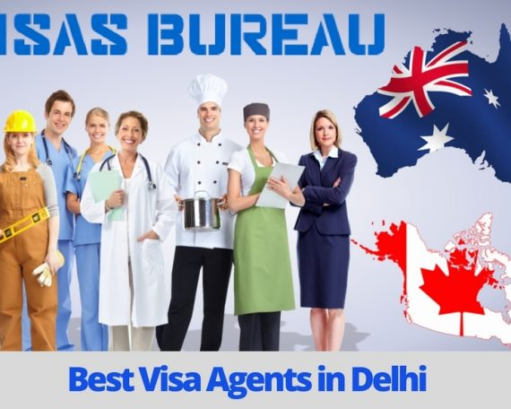 Best Visa Agents in Delhi