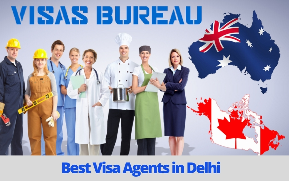 Best Visa Agents in Delhi