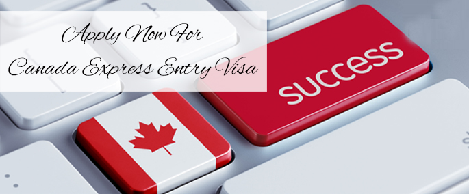 Apply for canada express Entry