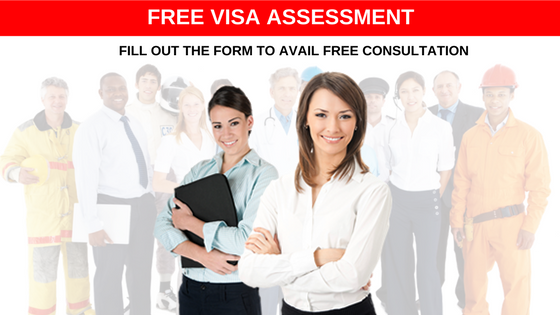 Immigration Visa Assessment