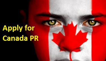 Apply for Canada PR