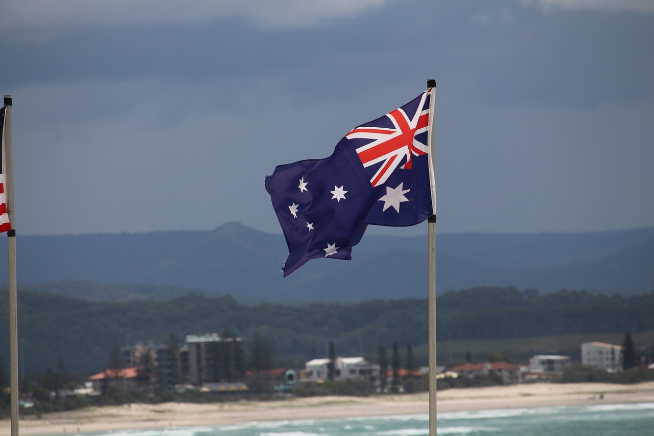 shift to Australia