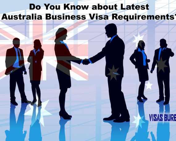 Australia Business Visa Requirements