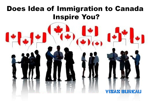 Idea of Immigration to Canada