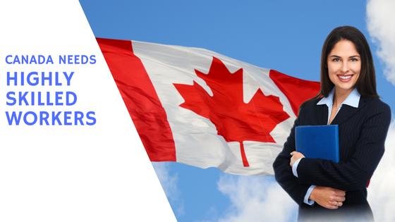 skilled worker visa in canada